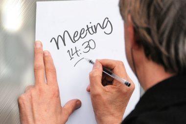 Notis om möte